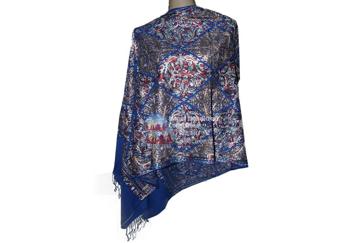 Cashmere Embroidery shawls-6
