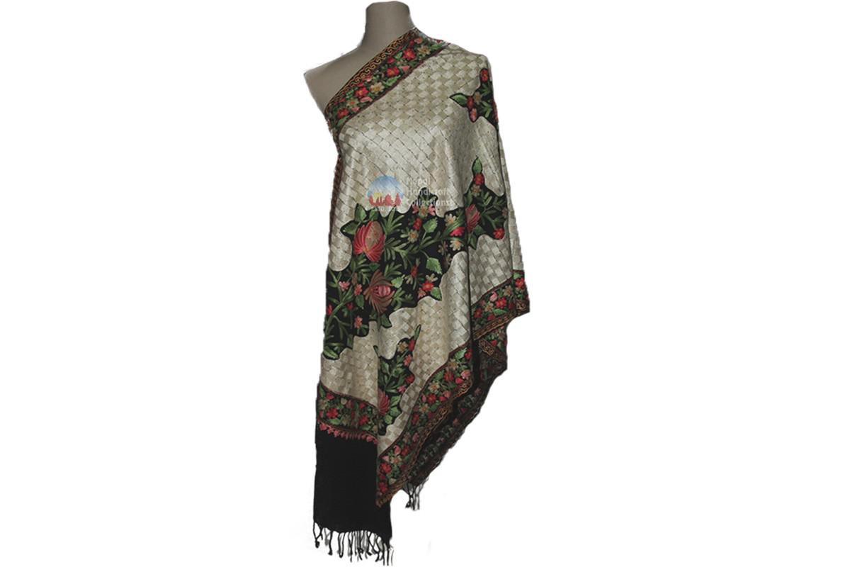 Cashmere Embroidery shawls- 2